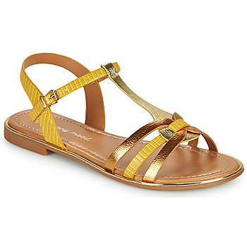 Schoenen Dames Sandalen / Open schoenen Moony Mood OSOM Geel