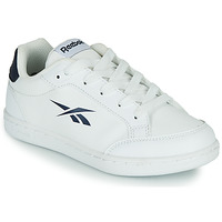 Schoenen Kinderen Lage sneakers Reebok Classic REEBOK ROYAL VECTOR SMASH Wit / Blauw
