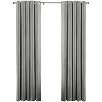 Wonen Gordijnen, jaloezieën Riva Home Taille 2: 117 x 183cm RV1072 Grijs