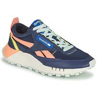 Schoenen Dames Lage sneakers Reebok Classic CL LEGACY Blauw / Beige