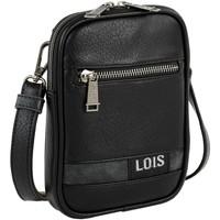Tassen Heren Schoudertassen met riem Lois GRANT Bag Bag 310217 Zwart