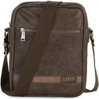 Tassen Heren Schoudertassen met riem Lois GRANT Bag Bag 310226 Bruine