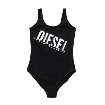 Textiel Meisjes Badpak Diesel MIELL Zwart