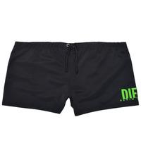 Textiel Jongens Zwembroeken/ Zwemshorts Diesel MOKY Zwart