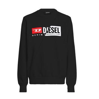 Textiel Kinderen Sweaters / Sweatshirts Diesel SGIRKCUTY Zwart