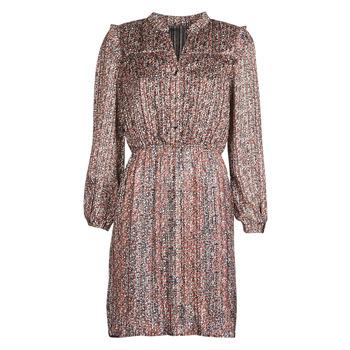 Textiel Dames Korte jurken Betty London NOUNO Bordeau