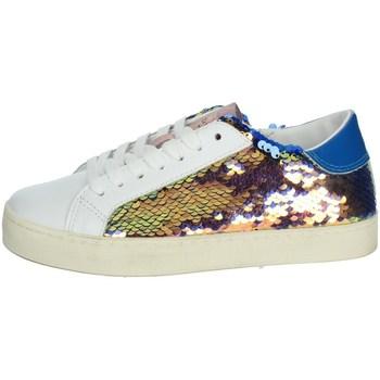 Schoenen Meisjes Lage sneakers Date J301 White