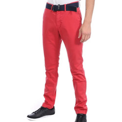 Textiel Heren Chino's Kaporal  Rood