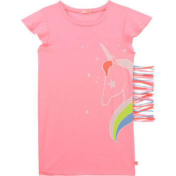 Textiel Meisjes Korte jurken Billieblush / Billybandit U12625-462 Roze