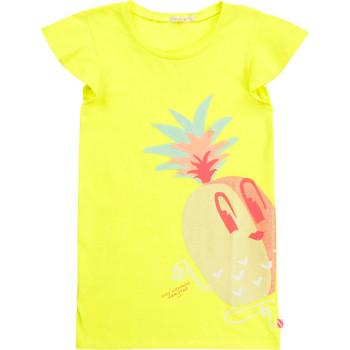 Textiel Meisjes Korte jurken Billieblush / Billybandit U12625-599 Geel