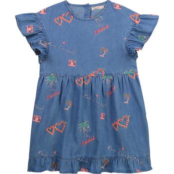 Textiel Meisjes Korte jurken Billieblush / Billybandit U12640-Z10 Blauw