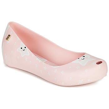 Schoenen Meisjes Sandalen / Open schoenen Melissa MEL ULTRAGIRL SWEET DREAMS Roze / Wit