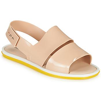 Schoenen Dames Sandalen / Open schoenen Melissa CARBON Beige / Geel