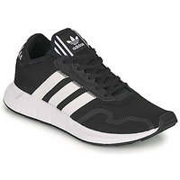 Schoenen Lage sneakers adidas Originals SWIFT RUN X Zwart / Wit