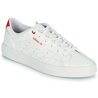 Schoenen Dames Lage sneakers adidas Originals adidas SLEEK W Wit