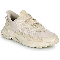 Schoenen Lage sneakers adidas Originals OZWEEGO Beige