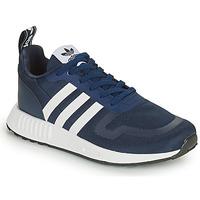 Schoenen Kinderen Lage sneakers adidas Originals SMOOTH RUNNER J Marine