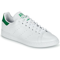 Schoenen Lage sneakers adidas Originals STAN SMITH SUSTAINABLE Wit / Groen