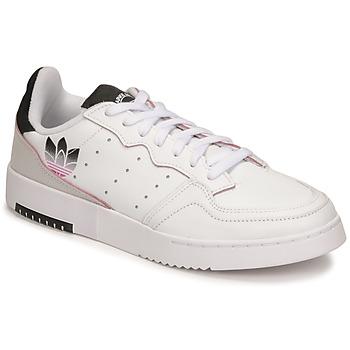 Schoenen Dames Lage sneakers adidas Originals SUPERCOURT Wit