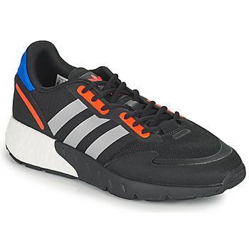 Schoenen Lage sneakers adidas Originals ZX 1K BOOST Blauw / Grijs