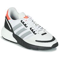 Schoenen Kinderen Lage sneakers adidas Originals ZX 1K BOOST J Wit / Grijs