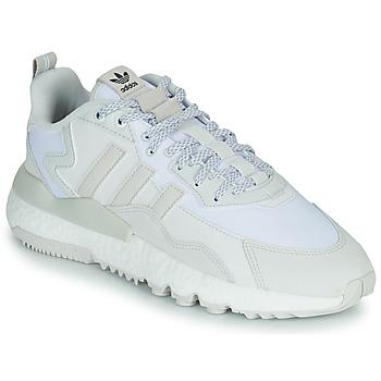 Schoenen Lage sneakers adidas Originals NITE JOGGER Wit