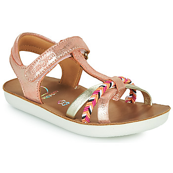 Schoenen Meisjes Sandalen / Open schoenen Shoo Pom GOA SALOME Roze