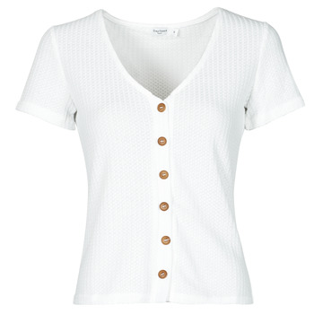 Textiel Dames Tops / Blousjes Betty London ODILOU Wit