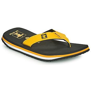 Schoenen Heren Teenslippers Cool shoe ORIGINAL Zwart / Geel
