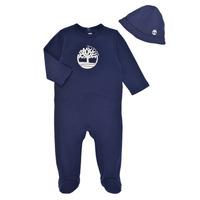 Textiel Jongens Pyjama's / nachthemden Timberland HIPPI Marine