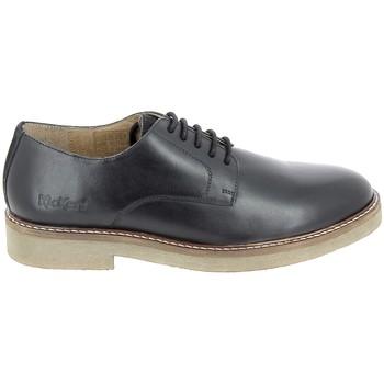 Schoenen Heren Derby & Klassiek Kickers Oxbrok Noir Zwart