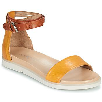 Schoenen Dames Sandalen / Open schoenen Dream in Green IRVANI Geel