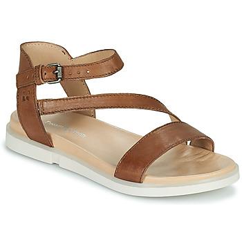 Schoenen Dames Sandalen / Open schoenen Dream in Green OURY Bruin