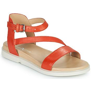 Schoenen Dames Sandalen / Open schoenen Dream in Green OURY Oranje