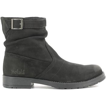 Schoenen Kinderen Laarzen Holalà HL120002L Zwart