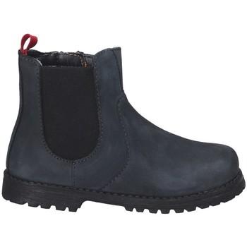 Schoenen Jongens Laarzen Grunland PP0375 Blauw