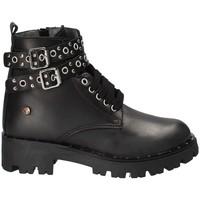 Schoenen Kinderen Laarzen Melania ME2630D8I.A Zwart