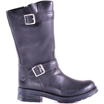 Schoenen Meisjes Hoge laarzen Melania ME6027F8I.A Zwart