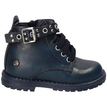Schoenen Kinderen Laarzen Melania ME1630B8I.B Blauw