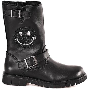 Schoenen Dames Enkellaarzen Holalà HL0009L0002J Zwart
