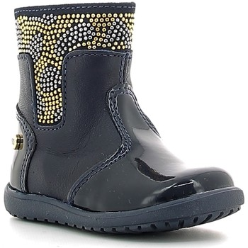 Schoenen Kinderen Regenlaarzen Melania ME1127B6I.B Blauw