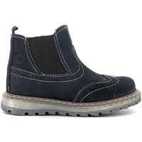Schoenen Kinderen Laarzen Melania ME1055B6I.B Blauw