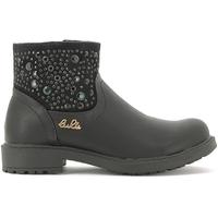 Schoenen Kinderen Laarzen Lulu LL110015S Zwart