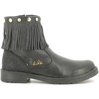 Schoenen Kinderen Laarzen Lulu LL100020L Zwart