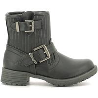 Schoenen Kinderen Laarzen Wrangler WG16205B Zwart