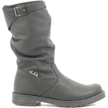 Schoenen Kinderen Hoge laarzen Lulu LL1000017L Zwart