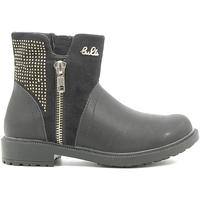 Schoenen Kinderen Laarzen Lulu LL110016S Zwart