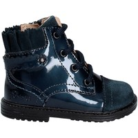 Schoenen Kinderen Laarzen Primigi 8102 Blauw
