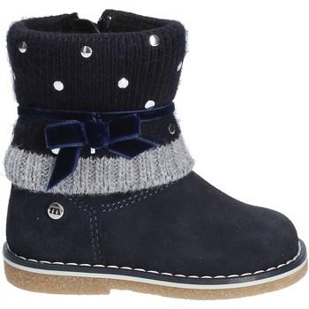 Schoenen Kinderen Laarzen Melania ME1013B7I.C Blauw