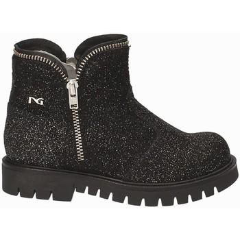Schoenen Kinderen Laarzen Nero Giardini A722791F Zwart